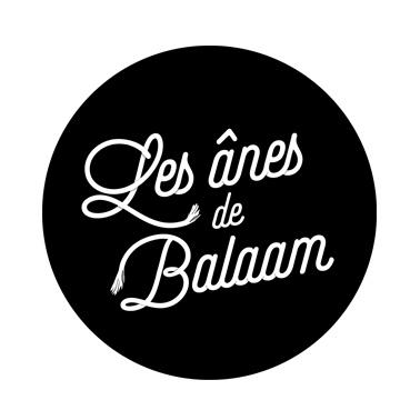 Les ânes de Balaam | logo