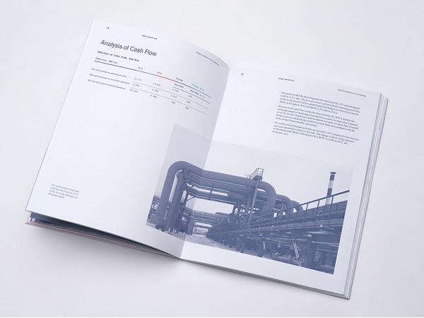 Rapport annuel, graphiste lyon
