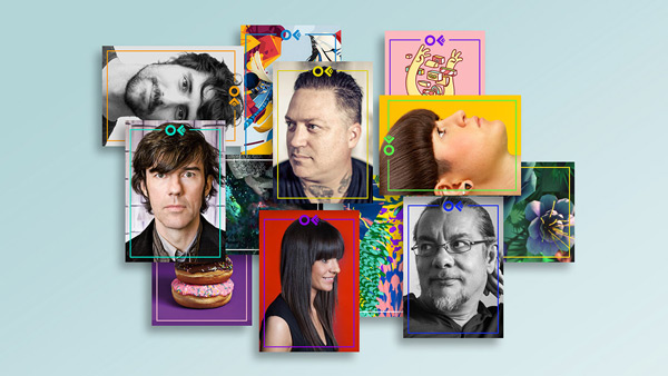 Charte graphique, identité visuelle festival, graphiste freelance
