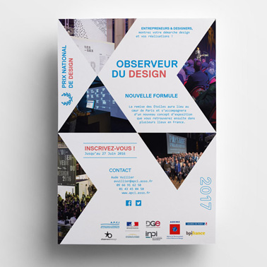 Observeur du design | Kit de communication