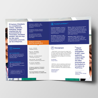 ECAM | Brochure