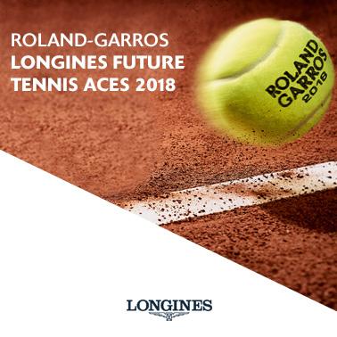 Longines Future Tennis Aces | Infographie
